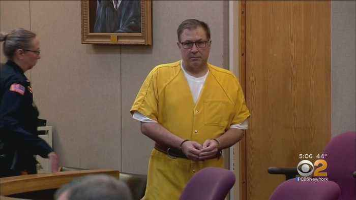 Paul Caneiro Enters Not Guilty Plead On Murder Charges After Brother, Family Slain
