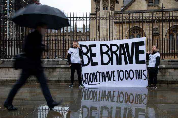 As Brexit Stalemate Continues, UK Youth Group Demands A Voice