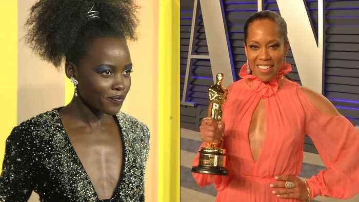 Lupita Nyong'o inspired by Regina King's push for equality on screen