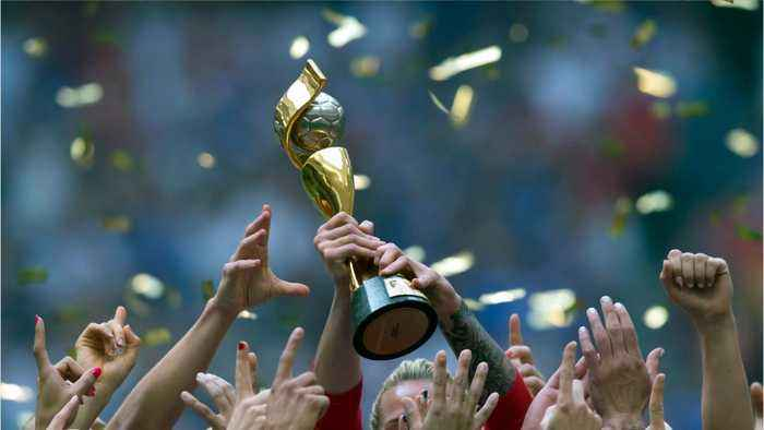 South And North Korea Seek To Host Women's World Cup