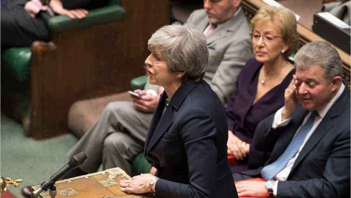 UK Parliament Says May Must Change Brexit Proposal Before New Vote