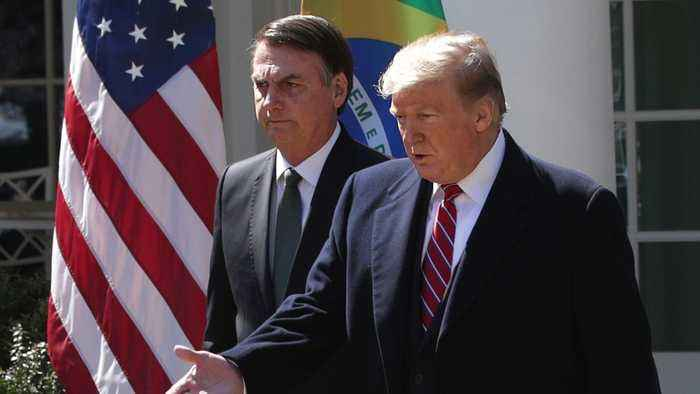 Trump And Bolsonaro Are Trying To Reboot US-Brazil Relations