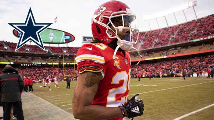 NFL Network Insider Ian Rapoport: Dallas Cowboys have 'significant interest' in safety Eric Berry