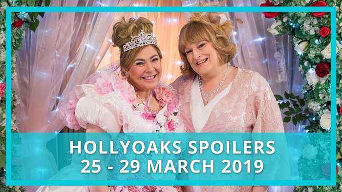 Hollyoaks spoilers: 25 - 29 March 2019