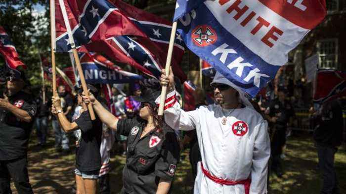 White Nationalism Is On the Rise in the US
