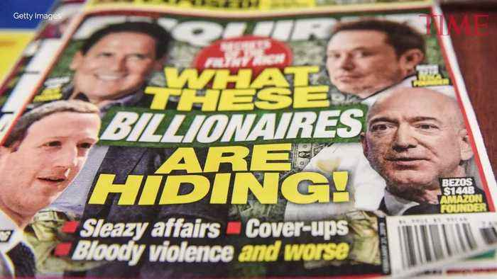 National Enquirer Paid $200,000 for Jeff Bezos' Private Texts, Report Says