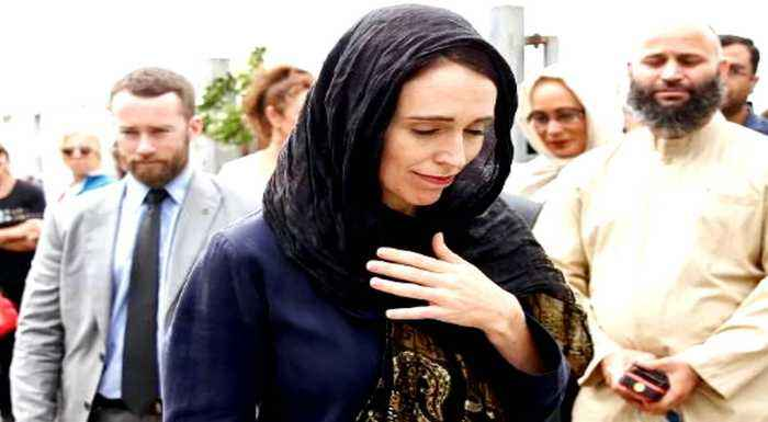 New Zealand's Ardern vows justice for victims of mosque attacks