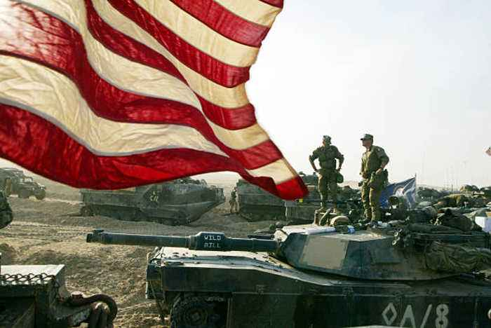 This Day in History: The War in Iraq Begins