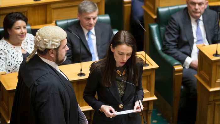 Jacinda Ardern Vows To Never Say The Shooter's Name