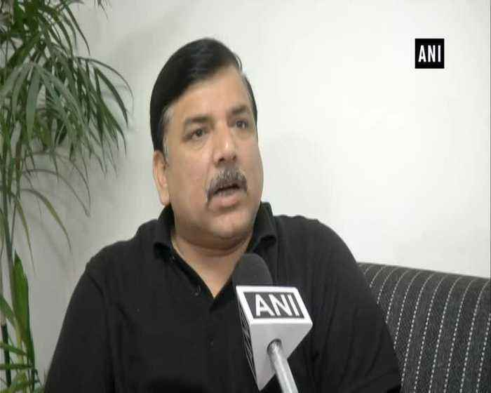 Congress is in confused state, says AAP MP Sanjay Singh on alliance with Congress
