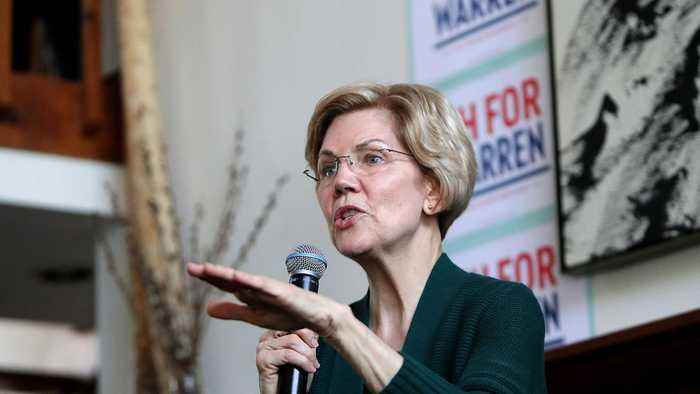 Elizabeth Warren Says She Supports the Elimination of the Electoral College