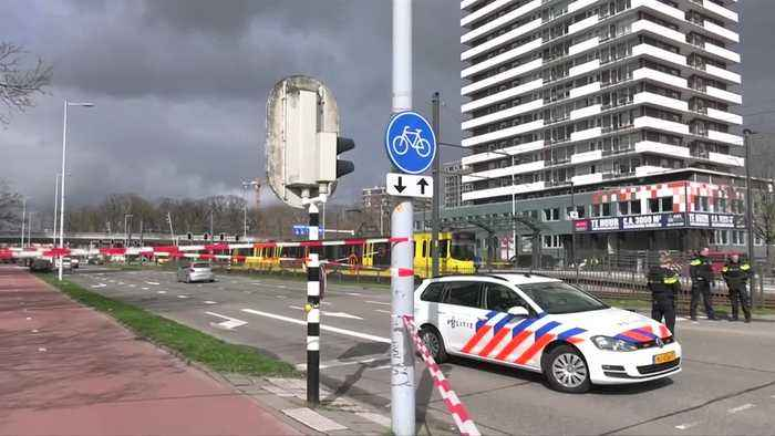 Prosecutors probe terror motive in Utrecht attack