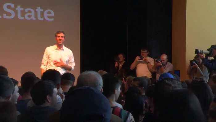 Beto challenged on 'actual policy'