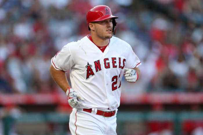 Angels and Mike Trout Finalizing Record $430 Million Contract