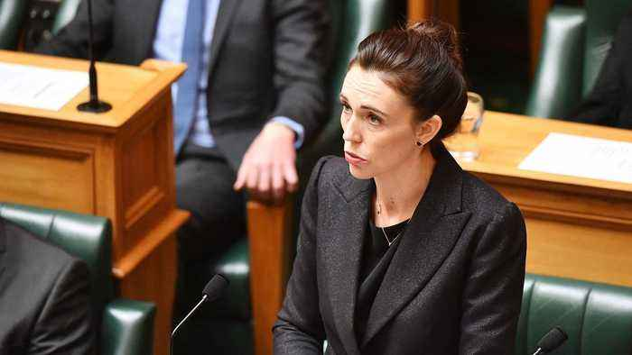 New Zealand PM: We Will Look at the Role Social Media Played