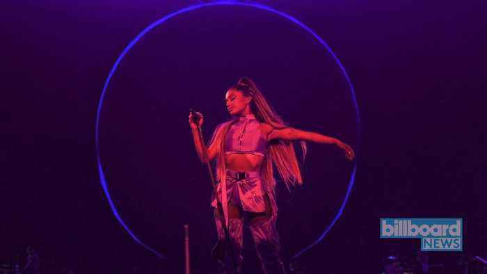 An Inside Look Into Ariana Grande's Opening Night of the Sweetener Tour | Billboard News