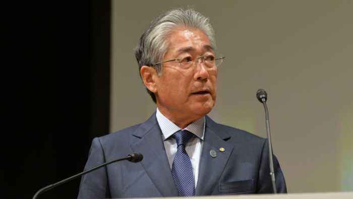 Japan's Olympic Committee President Quits Amid Scandal