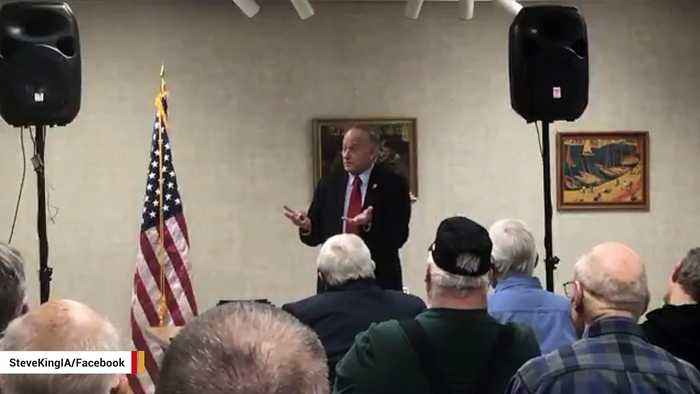 Asked Whether A White Society Is Superior, Steve King Says, 'I Don't Have An Answer For That'