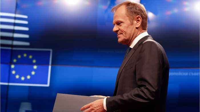 Tusk Invites EU Leaders to Agree Short, Conditional Brexit Delay