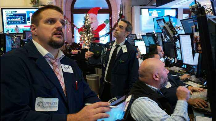Wall Street Waits For Fed Decision