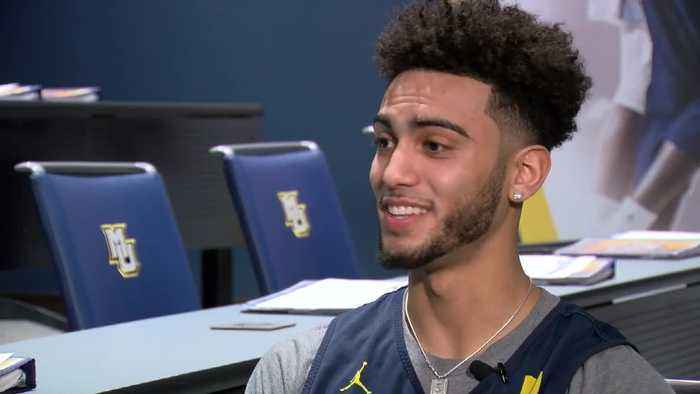 For Marquette's Markus Howard, his faith is his foundation