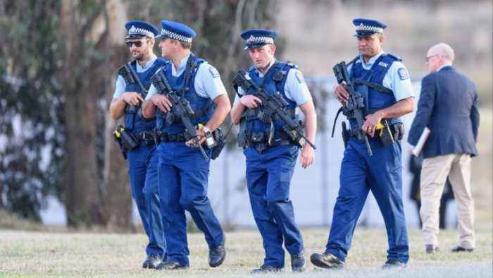 Suspect in New Zealand Mosque Attacks Had a Third Target