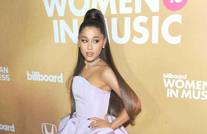 Ariana Grande is 'committed to positivity' in her life