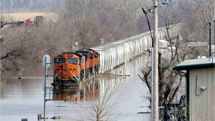 Flooding To Continue In Midwest