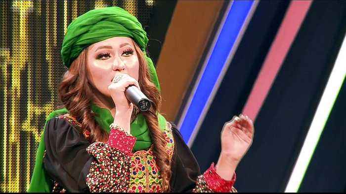 'Afghan Star' contestant's voice, story in spotlight