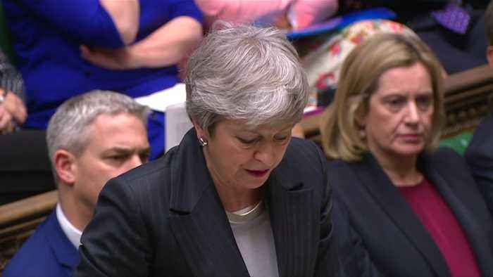 Britain's May asks for Brexit delay until June 30