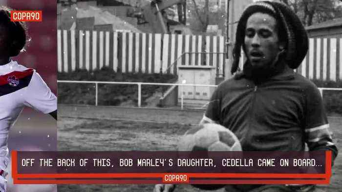 How Bob Marley's daughter saved the Reggae Girlz from extinction and led them to their first ever World Cup!