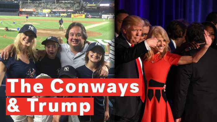 Is Trump Coming Between Presidential Critic George Conway And White House Counselor Kellyanne?