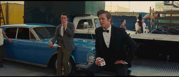 Pitt and DiCaprio star in trailer for Quentin Tarantino's new film