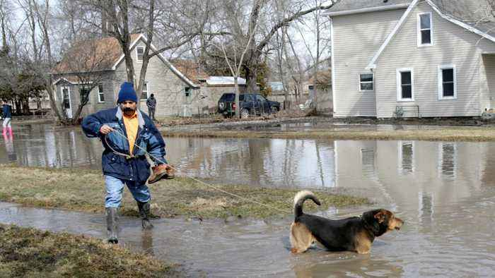 As Nebraska Dries Off, Missouri Readies For Massive Flooding