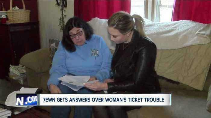 7EWN gets answers over woman's ticket trouble