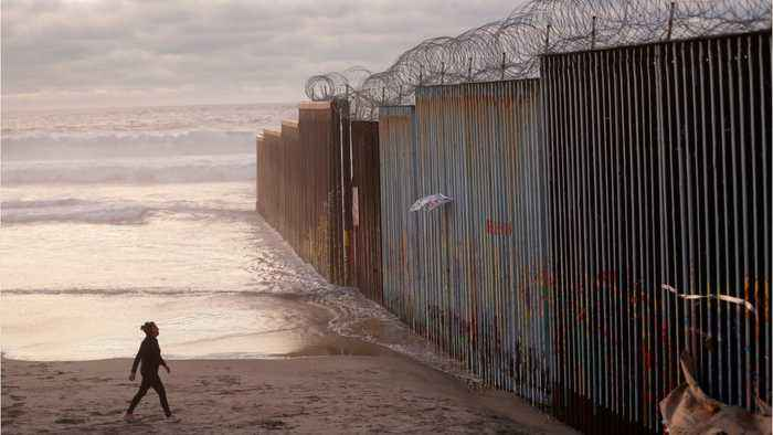 Reduce, Reuse, Relocate? Mexicans Appropriate Border Wall Barbed Wire To Protect Their Own Homes