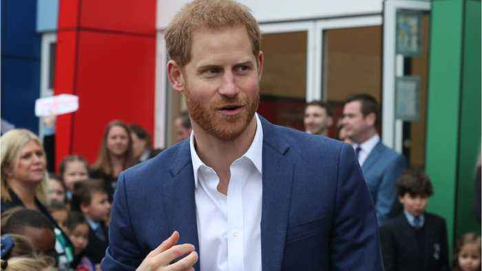 Duke Of Sussex Convinces Students He Is 'The Real Prince Harry'