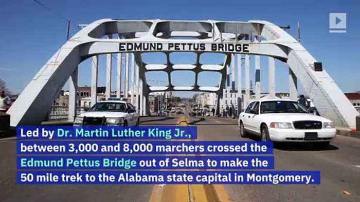 This Day in History: Selma to Montgomery March Begins