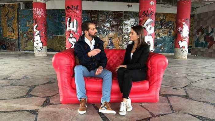 Road Trip Europe Day 4: 'Brexit is a wake-up call', former Erasmus student on Euronews' red couch