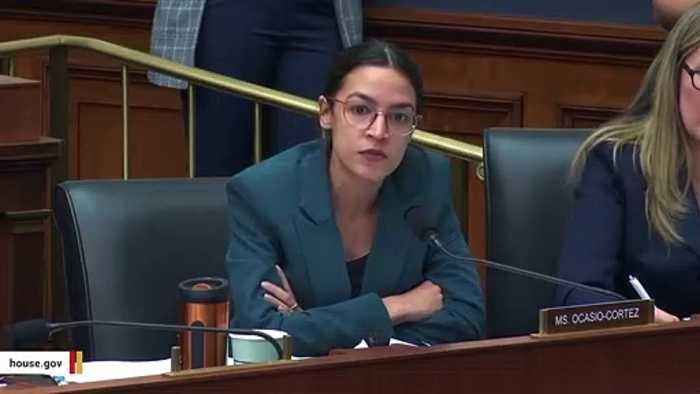 Report: Death Threats Against Ocasio-Cortez Prompted Capitol Police To Train Her Staff On Risk Assessments