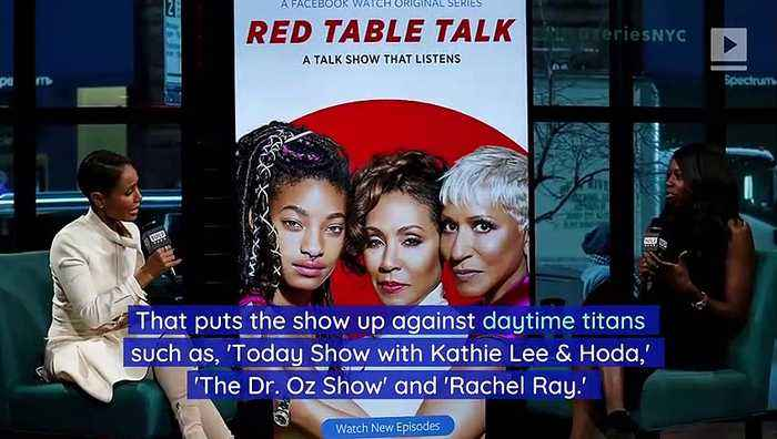 'Red Table Talk' Nominated for Daytime Emmy