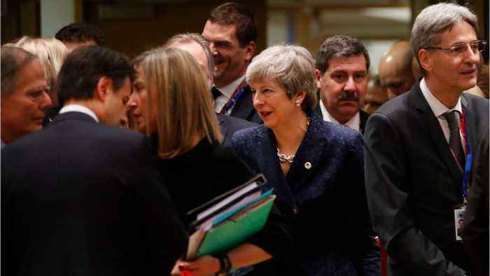 EU Offers Brexit Delay Until May 22nd