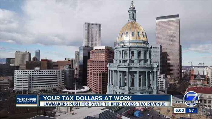 Colorado lawmakers push bill to ask voters to let state keep, spend 'excess' revenue above TABOR cap