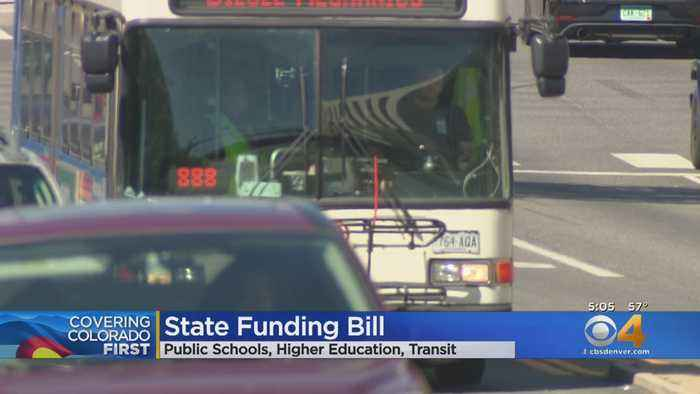 Bills Would Help Fund Important Projects In Colorado