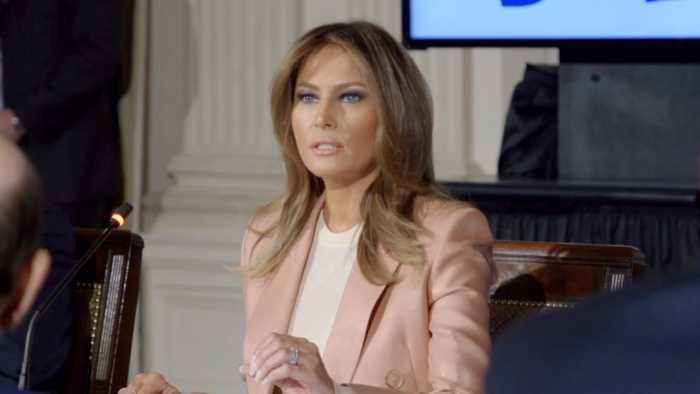 First Lady Melania Trump Is Driving Youth Programs