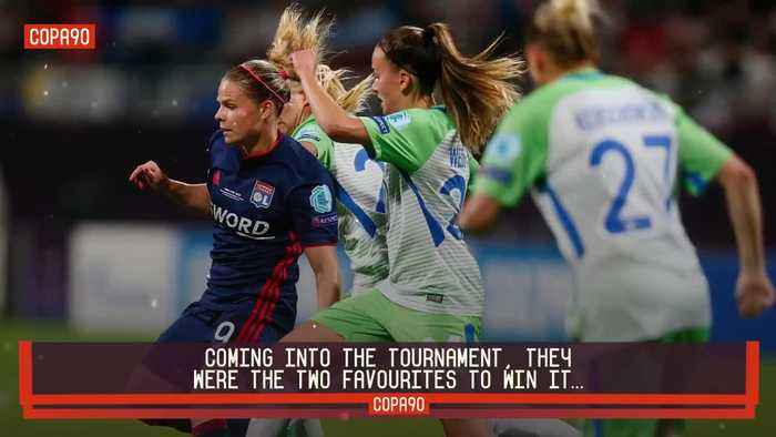The tie of the UEFA Women's Champions League Quarter-Finals is one you don't want to miss