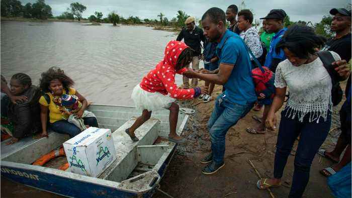 Mozambique Cyclone Death Toll At 217