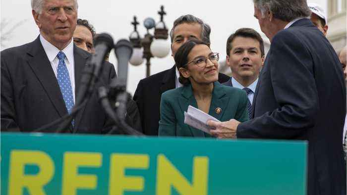Solar And Wind Firms Call 'Green New Deal' Too Extreme