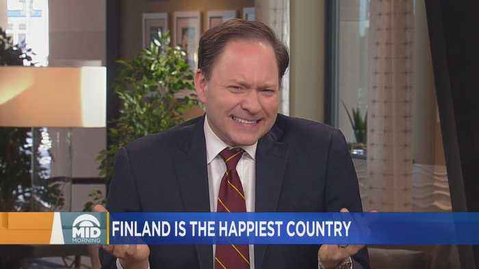 Finland Takes The Top Spot As Happiest Country In The World