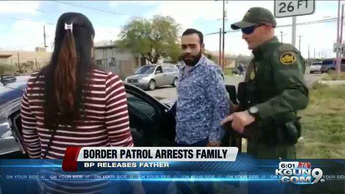 Immigration activists speak out after Tucson family arrested on southside